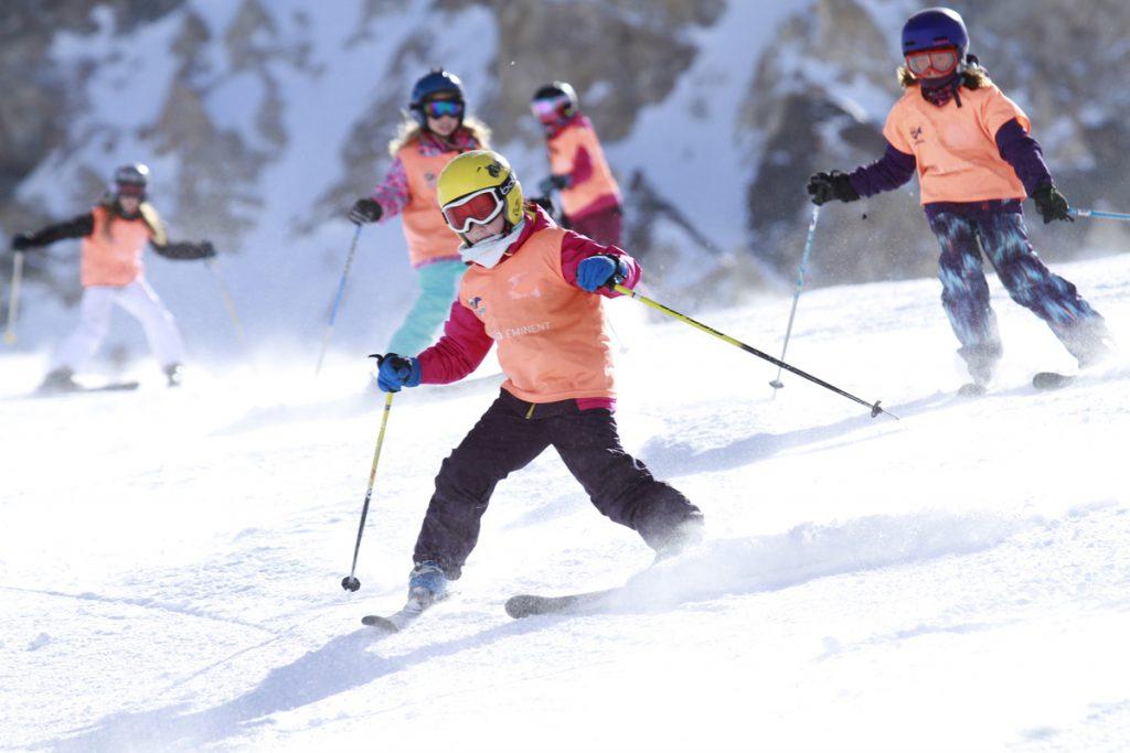 volver a esquiar ski argentina