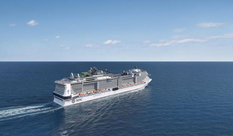 MSC Cruceros volvió al mar
