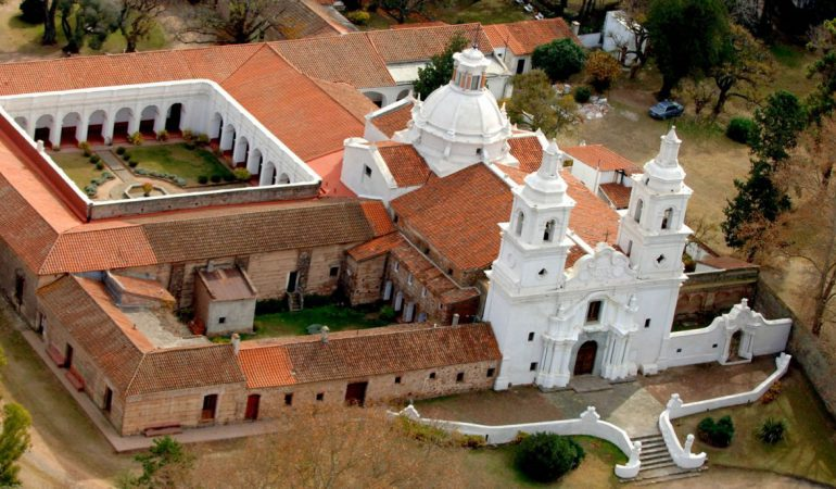 El Camino de las Estancias Jesuíticas, Córdoba