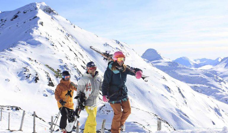 Cerro Castor en Ushuaia: Un centro de ski por excelencia