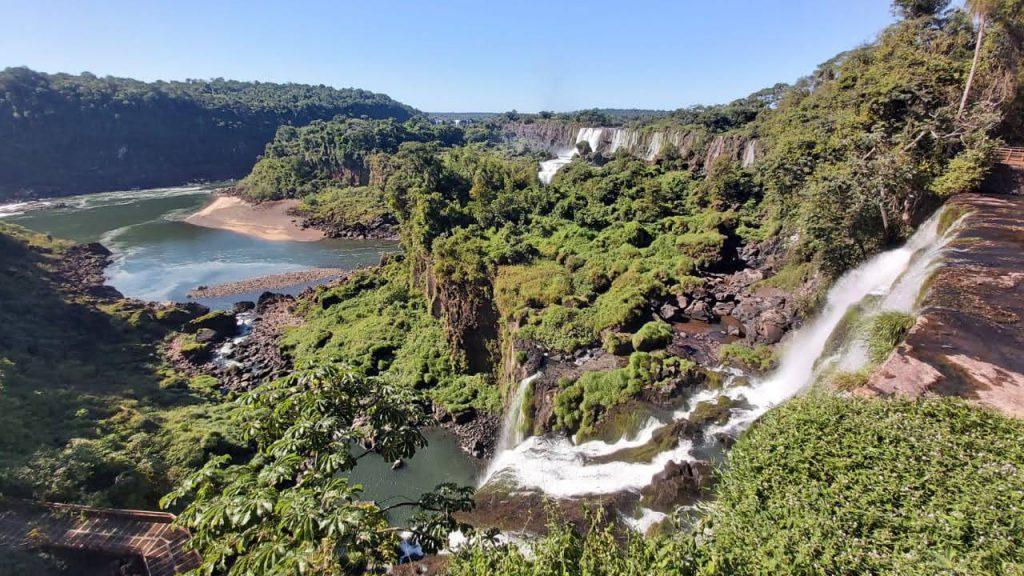 Iguazú cataratas