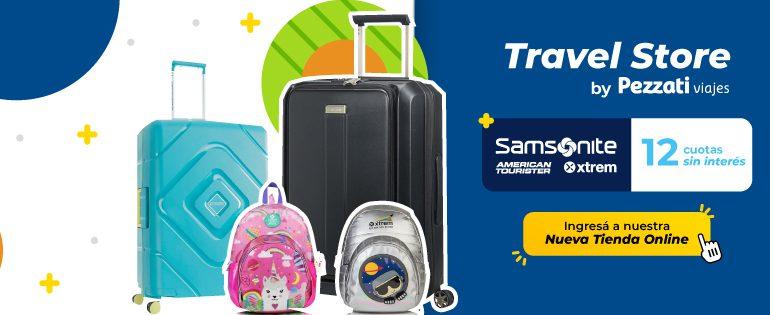 Lanzamos la Tienda Online Travel Store!